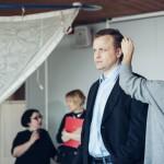 Elokuva Jättiläinen näyttelijä Jani Volanen