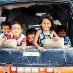 Kids in Indonesia