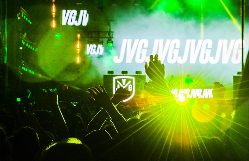 Blockfest JVG