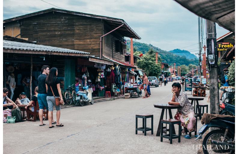 Thaimaa matkakuva