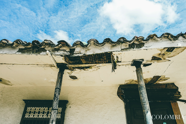 Matkakuva Kolumbia